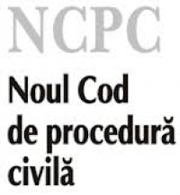 Noul Cod de Procedura Civila